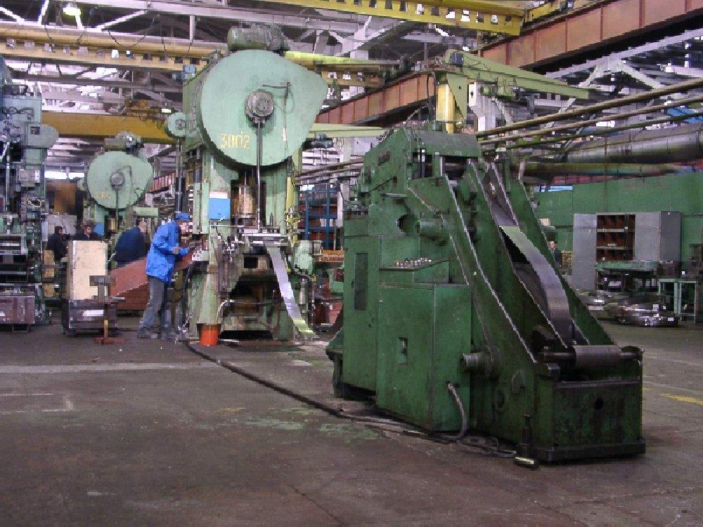 Прессово-арматурное производство