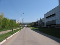 ЗАО Химформ, территория завода